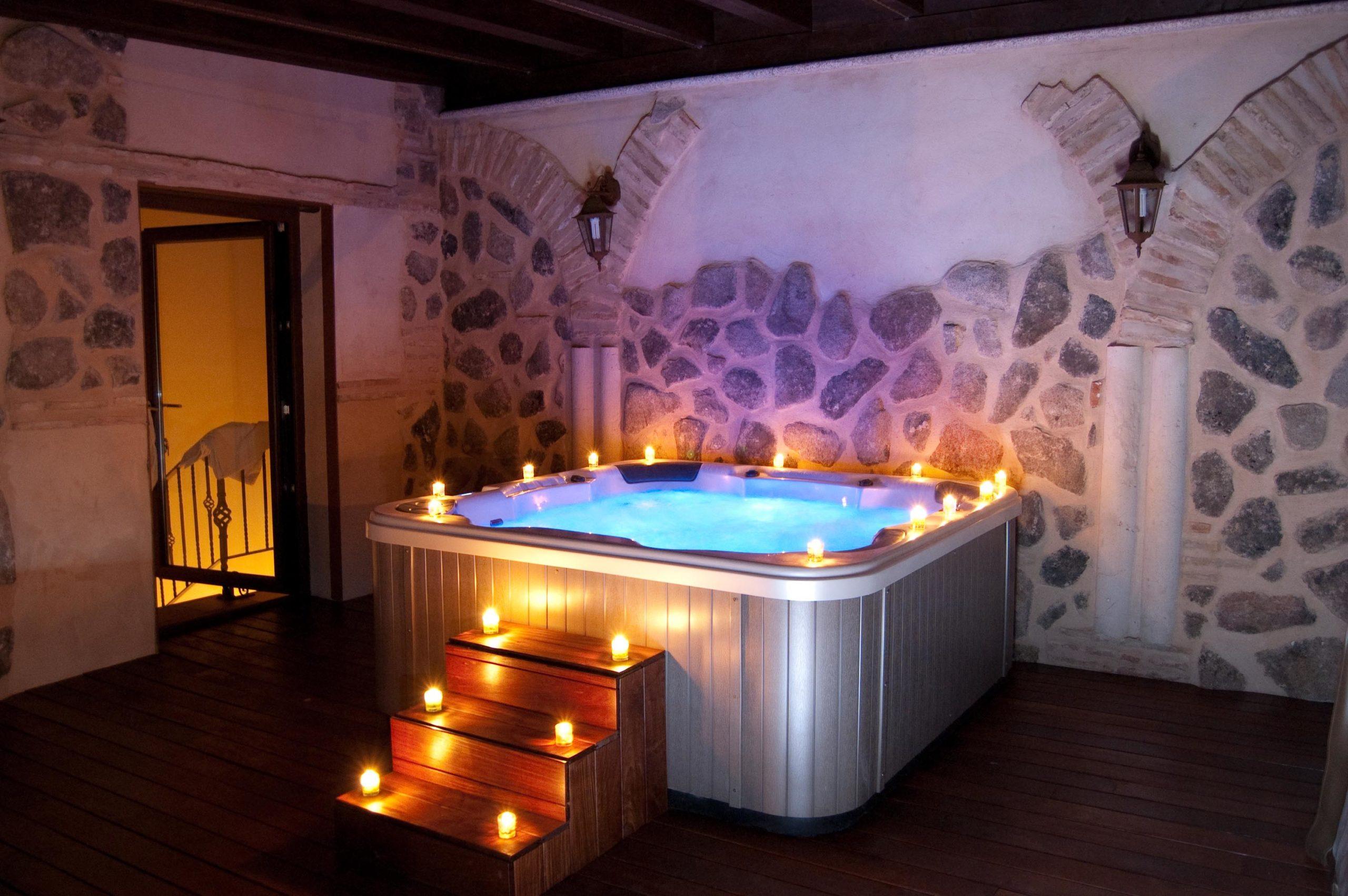 Casa Rural Toledo con Spa!