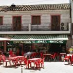 """Restaurante Bar """"Casa Pancho"""""""