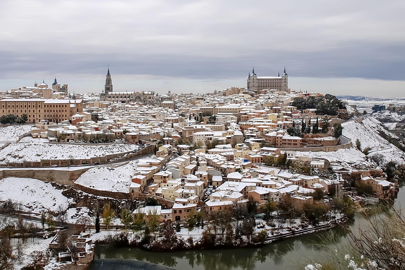 Nochevieja en casa rural de Toledo