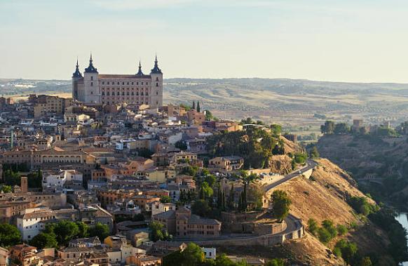 Casa Rural para parejas en Toledo